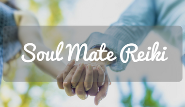 SOUL MATE REIKI ATTUNEMENT ON DEMAND