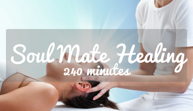 4 x 60 mins  Reiki Love Healing Package - Soul Mate Reiki Therapy!