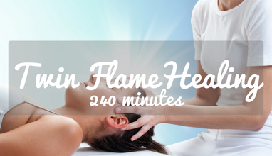 6 x 60 mins  Reiki Flame Healing Package -  Twin Flame Reiki Therapy!