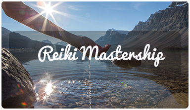 Reiki Mastership Program!