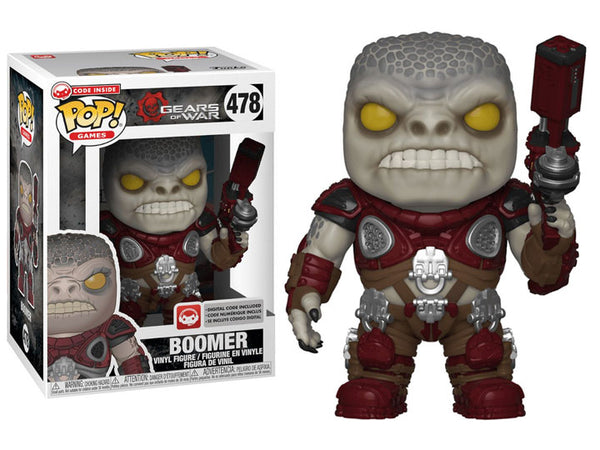 Boomer (Gears of War) Funko Pop