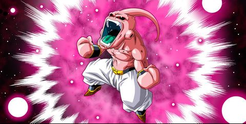 Kid Buu Play Mat