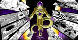 Golden Frieza Play Mat