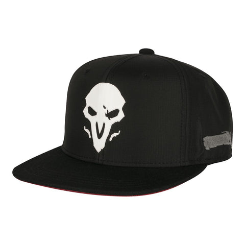 Overwatch Reaper Wraith Snap Back Hat