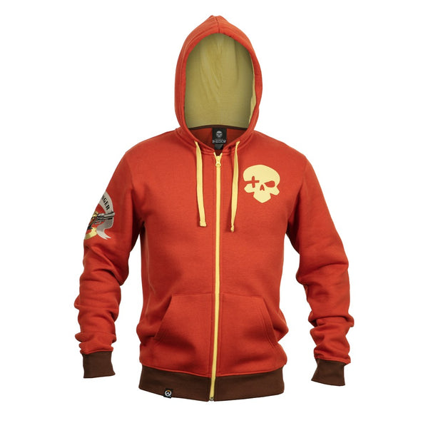 Overwatch Ultimate McCree Zip-Up Hoodie