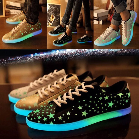 iGlow Sneakers - StarShow