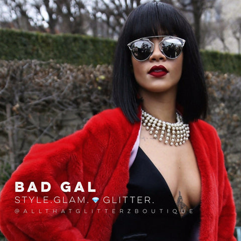 Bad Gal - All That Glitterz Boutique