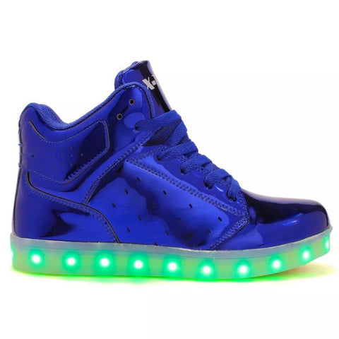iGlow Sneakers - Space Camp