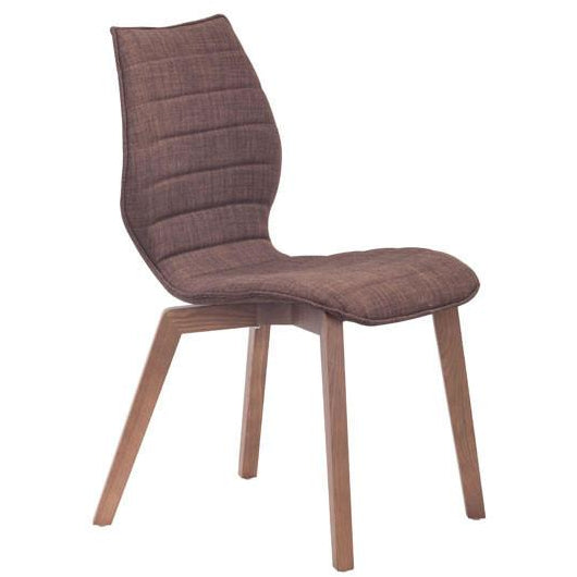 Zuo Modern Tobacco Aalborg 100056 Dining Chair - Pankour