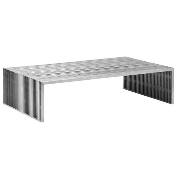 ZUO Modern Novel Long Coffee Table 100083 Living Room Table - Pankour