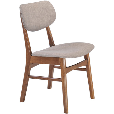 Zuo Modern Dove Gray Midtown 100111 Dining Chair - Pankour
