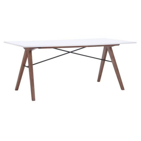 ZUO Modern Saints Dining Table 100143 Dining,Office Tables,Desks - Pankour
