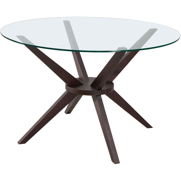 Zuo Modern Dark Walnut Cell 100198 Dining Table - Pankour