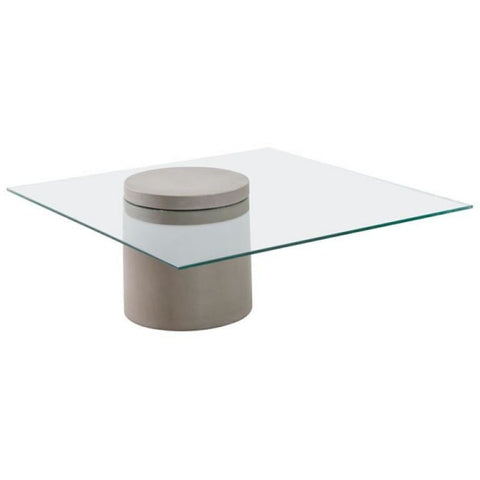 ZUO Modern Monolith Coffee Table 100200 Living Side Table - Pankour