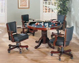 Coaster Furniture MITCHELL GAME TABLE 100201 Dining Table