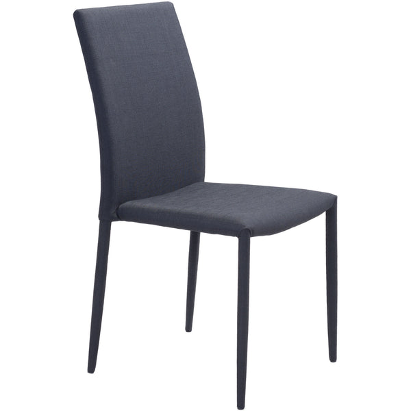 Zuo Modern Black Confidence 100243 Dining Chair - Pankour