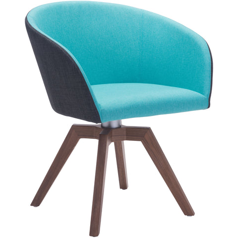 Zuo Modern Wander 100268 Swivel Dining Chair - Pankour