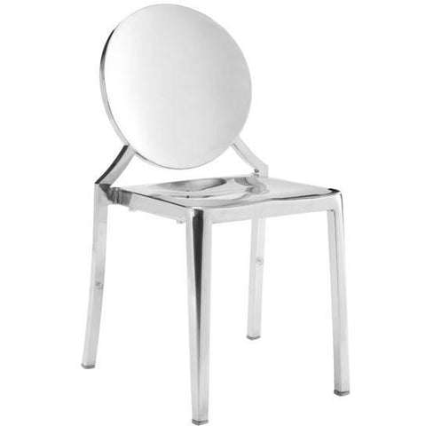 Zuo Modern ECLIPSE 100553 DINING CHAIR - Pankour