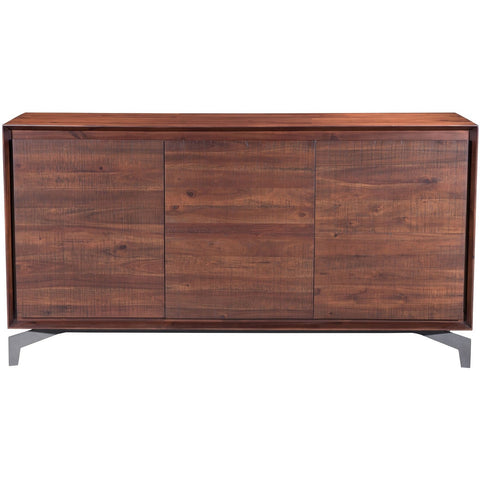 ZUO Modern Perth Buffet Chestnut 100592 Dining Storage - Pankour