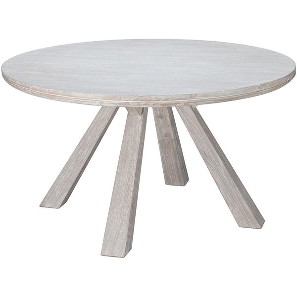 ZUO Modern Beaumont Round Dining Table 100743 Dining Tables - Pankour