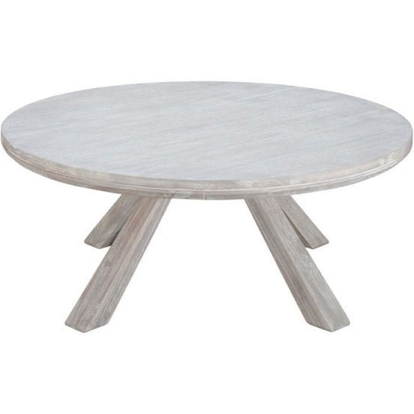 ZUO Modern Beaumont Round Coffee Table  100747 Living Consoles - Pankour