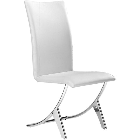 ZUO Modern Delfin 102101 Dining Chairs (Set of 2) - Pankour
