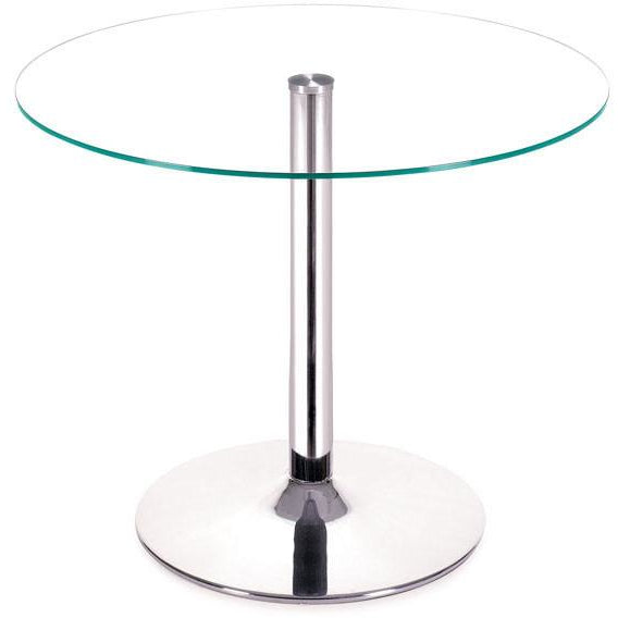 Zuo Modern Chrome Galaxy 102151 Dining Table - Pankour