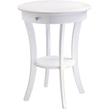 Sasha Round Accent Table 10727 - Pankour