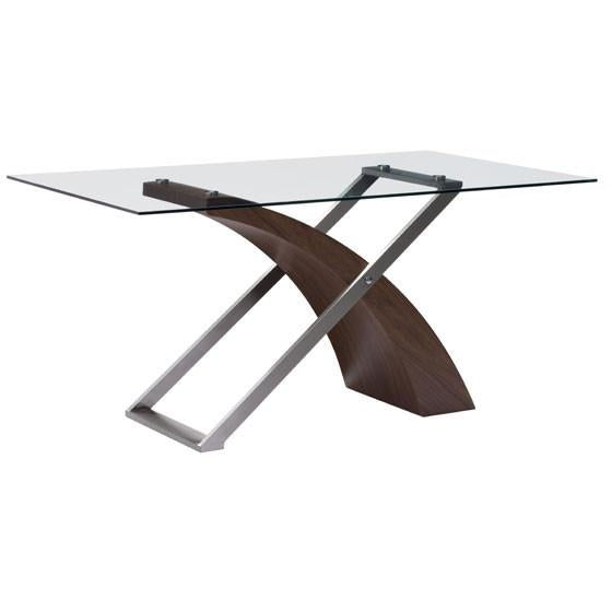 Zuo Modern Walnut Outremont 107861 Dining Table - Pankour