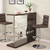 Coaster Furniture CONTEMPORARY 100166 BAR TABLE - Pankour