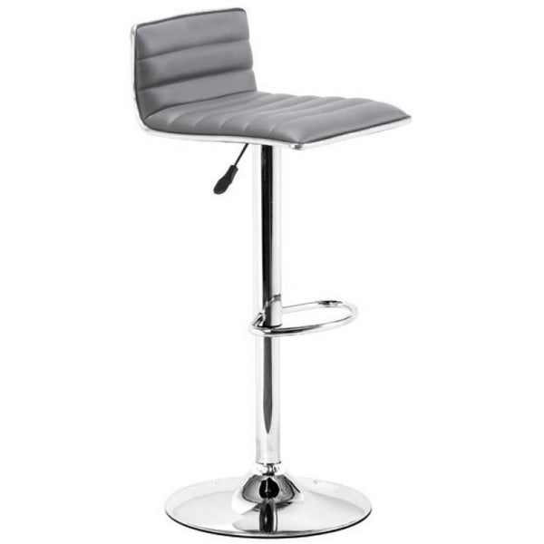 Zuo Modern EQUATION BAR 300220 GRAY CHAIR - Pankour