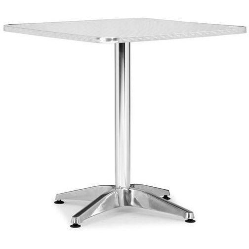 ZUO Modern Christabel Square Table Aluminum 700600 Dining Tables - Pankour