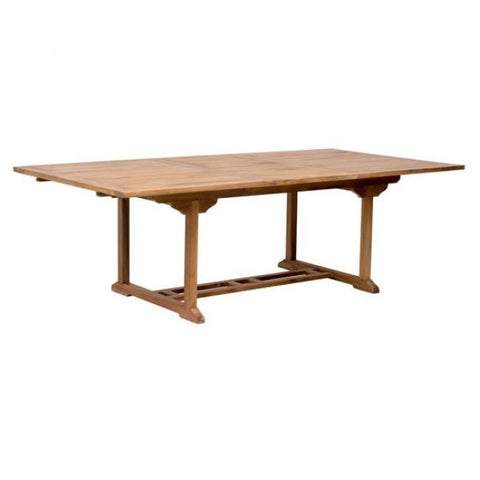 ZUO Modern Regatta Extension Dining Table 703552 Dining Tables - Pankour