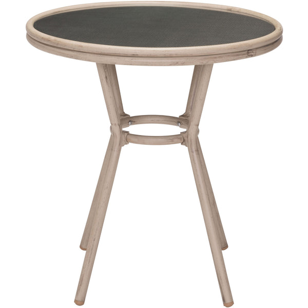 Order ZUO Modern Marseilles Bistro Table Dark Brown 703808 Dining Tables - Pankour