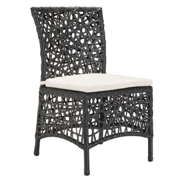ZUO Modern Santa Cruz Chair Terra Brown 703818 Dining Chairs - Pankour