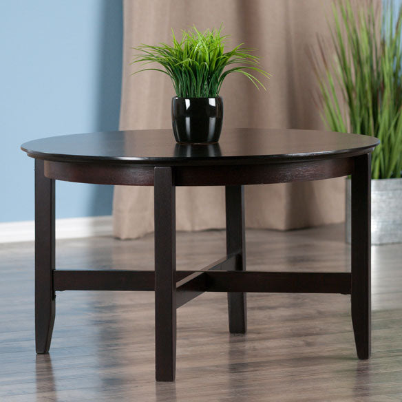 Winsome Wood 92143 Toby Coffee Table in Espresso Finish