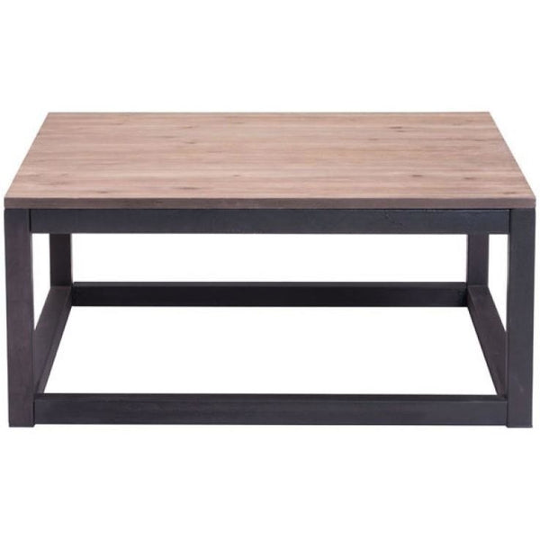 ZUO Modern Civic Center Square Coffee Table 98122 Living Side Table/Consoles - Pankour