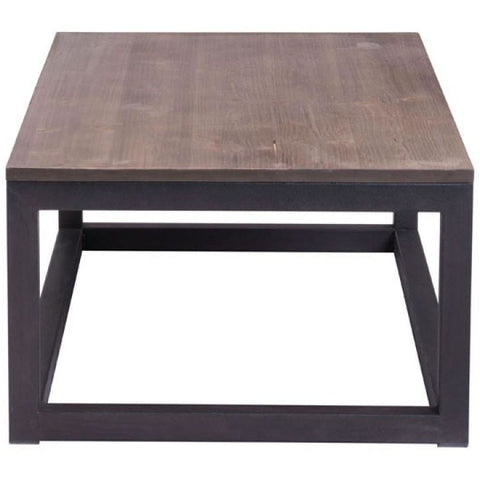 ZUO Modern Civic Center Long Coffee Table 98123 Living Side Table/Consoles - Pankour