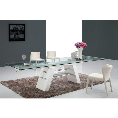 Casabianca Evolution Collection CB-D2046XL Extendable Dining Table - Pankour