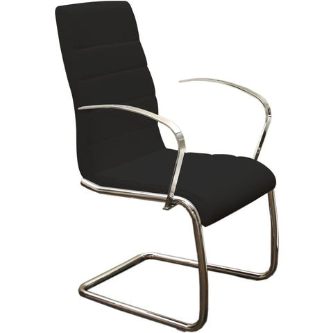 "Casabianca Avenue Collection CB-F3136ARM-W 37.75"" Arm Chair - Pankour"