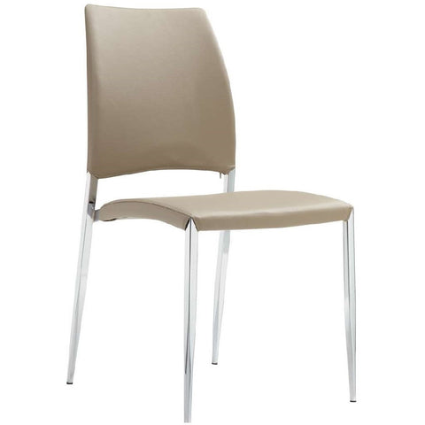 "Casabianca Romance Collection CB-F3157-WH 35"" Dining Chair - Pankour"