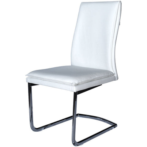 "Casabianca Veneto Collection CB-F3186-WHT 37"" Dining Chair - Pankour"