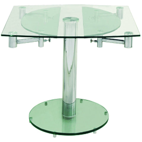 "Casabianca Thao Collection CB-T030 40"" - 63"" Extendable Dining Table - Pankour"
