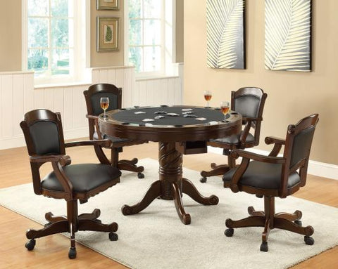 Coaster Furniture 100871-S5 DINING SET - Pankour