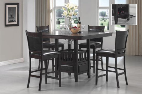 Coaster Furniture  100958-S5 DINING SET - Pankour
