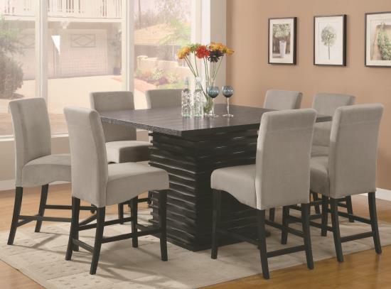 Coaster Furniture 102068-S5 DINING SET - Pankour
