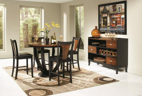 Coaster Furniture 102098-S5 DINING SET - Pankour