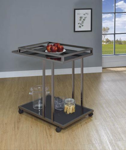 Coaster Furniture 910146 SERVING CART - Pankour