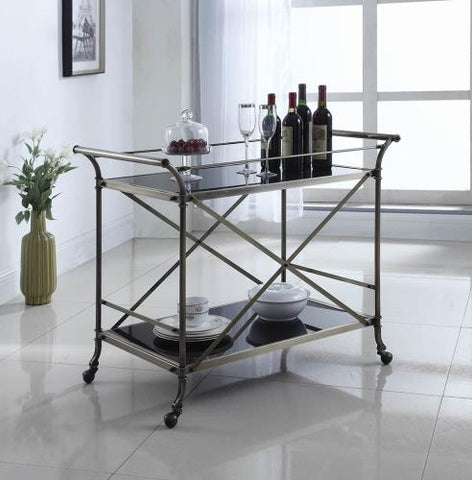 Coaster Furniture 910190 SERVING CART - Pankour