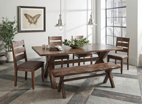 Coaster Furniture ALSTON 121181 Dining Table - Pankour